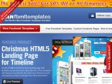 Browse Fan Fbml Templates