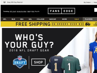 Shop at fansedge.com