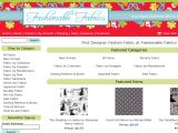 Fashionable Fabrics Coupon Codes