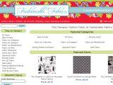 Browse Fashionable Fabrics