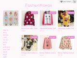 Fashionkawaii Coupon Codes