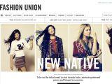 Browse Fashion Union