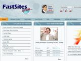 Browse Fastsites Express