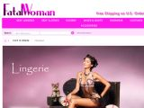Browse Fatal Woman Lingerie
