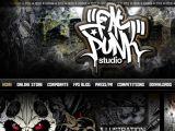Browse Fat Punk Studio