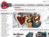 Browse Fat Tone Guitars