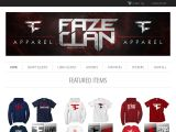 Fazeclan-Apparel.com Coupon Codes