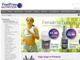 Browse Feel Free Nutrition