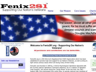 Shop at fenix281.org
