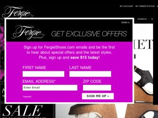 Shop at fergieshoes.com