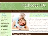 Browse Fiddledee Ids Medical Id Jewelry