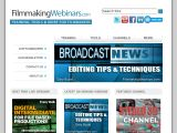 Browse Filmmaking Webinars
