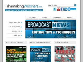 Shop at filmmakingwebinars.com