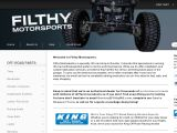 Browse Filthy Motorsports