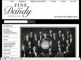 Fineanddandyshop.com Coupon Codes