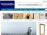 Browse Fine Homebuilding Magazine
