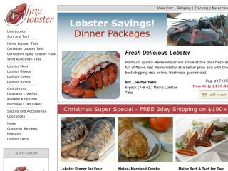 Shop at finelobster.com