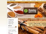 Browse Finicky Spice And Tea