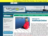 Fishfreakonline.com Coupon Codes