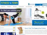 Browse Fitness Town