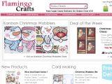 Browse Flamingo Crafts
