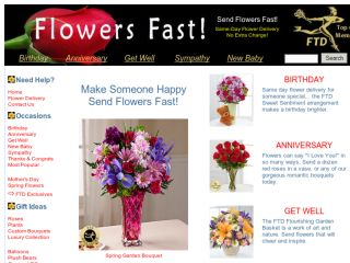 Shop at flowersfast.com