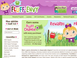 Shop at fluffenvy.com