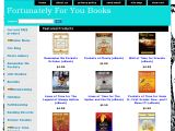 Browse Fortunately For You Books