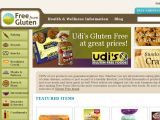 Browse Free From Gluten
