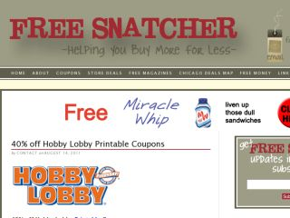 Shop at freesnatcher.com