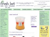 Browse Fresh Bet Home Fragrances