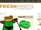 Browse Fresh Prints