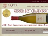 Browse Fritz Winery