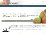 Browse Frog Hollow Farm