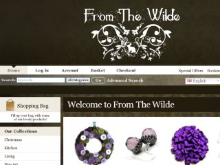 Shop at fromthewilde.com