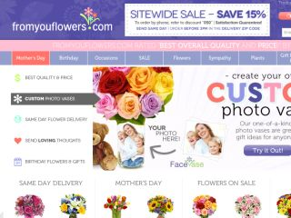 Shop at fromyouflowers.com