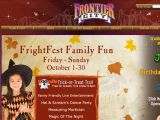 Browse Frontier City Theme Park