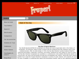 Shop at fruper.com