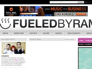 Shop at fueledbyramen.com