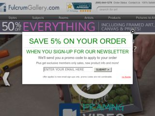 Shop at fulcrumgallery.com