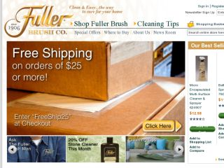 Shop at fuller.com