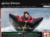 Browse Full Throttle Water Sports