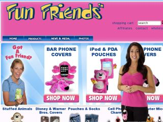 Shop at funfriends.com
