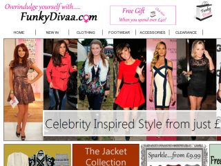 Shop at funkydivaa.com