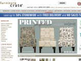 Browse Furniture Crate