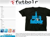 Browse Futbolr Clothing