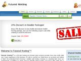 Browse Futured Hosting