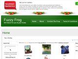 Fuzzyfrog.co.uk Coupons