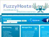 Fuzzyhosts.com Coupons