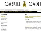 Gabrielgadfly.com Coupons